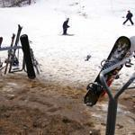 A lack of snow has made for a less than ideal winter vacation for many at Killington Mountain in Vermont.